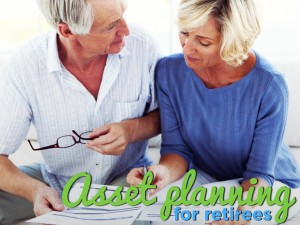Asset planning for retirees