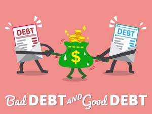 Good Debt over Bad Debt