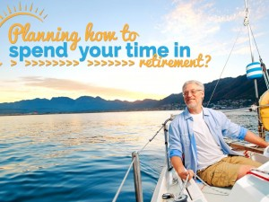 Planning How to Spend Your Time in Retirement