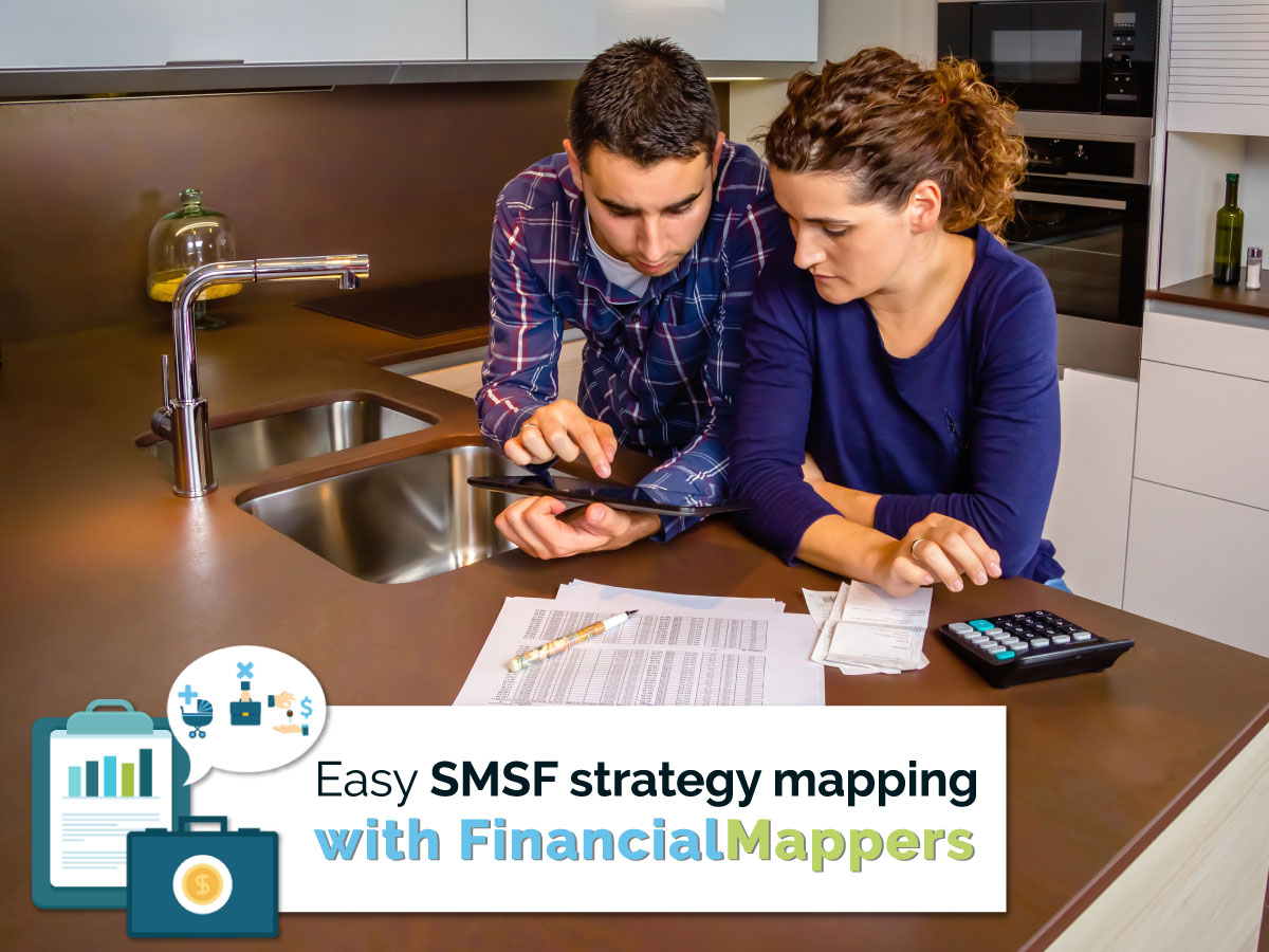 Easy SMSF Strategy Mapping with Financial Mappers
