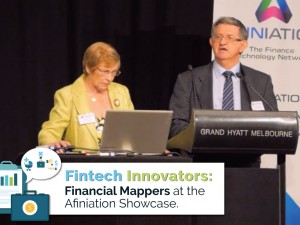 FinTech Innovators: Financial Mappers at the Afiniation Showcase
