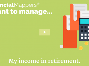 I want to manage my income in retirement