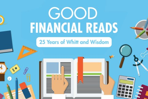 Good Financial Reads: 25 Years of Whitt and Wisdom