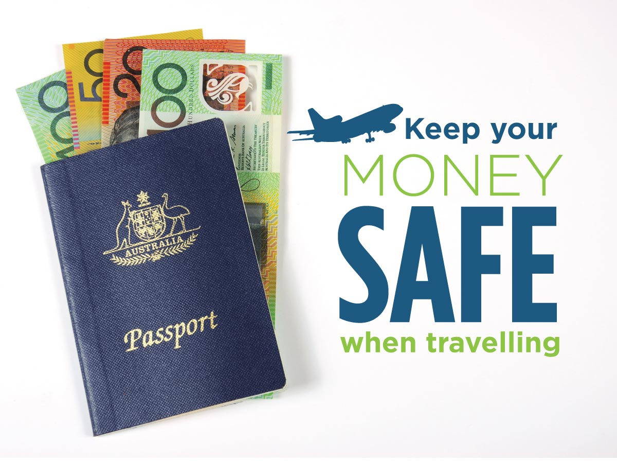 Travel Tips: How to keep your money safe when travelling