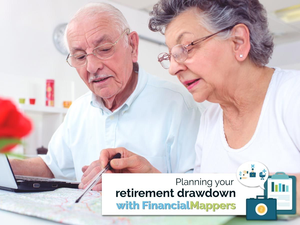 Planning your Retirement Drawdown with Financial Mappers