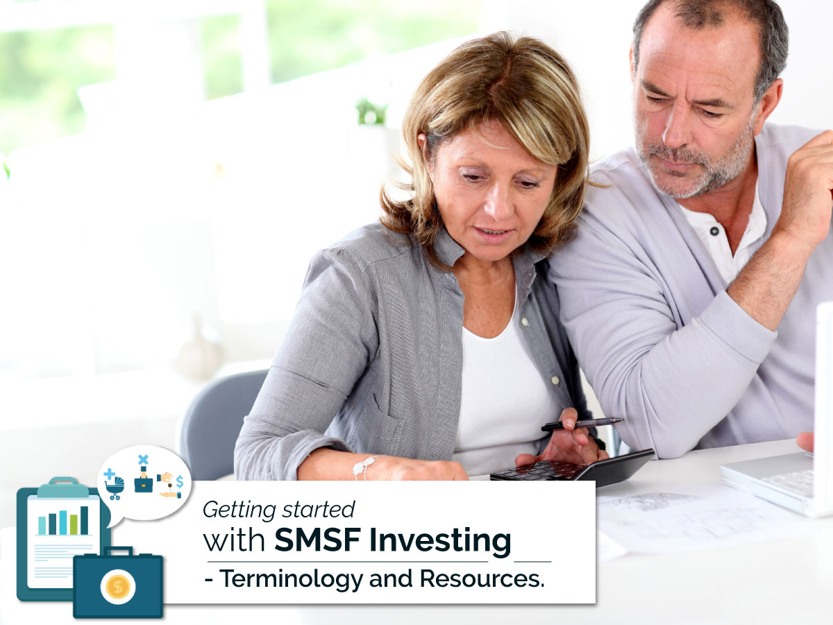 Getting Started with SMSF Investing: Terminology and Resources | Financial Mappers