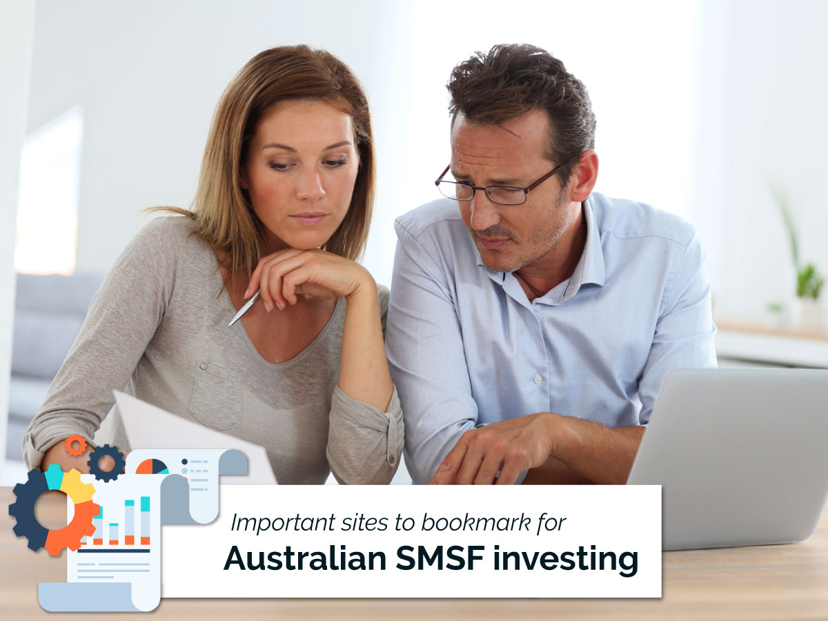 Important Sites to Bookmark for Australian SMSF Investing | Financial Mappers