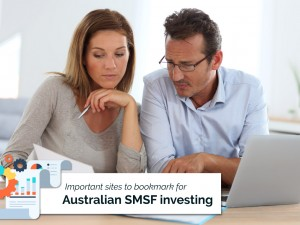 Important Sites to Bookmark for Australian SMSF Investing