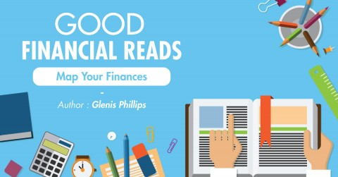 Book Review: Map Your Finances – Author Glenis Phillips | Financial Mappers