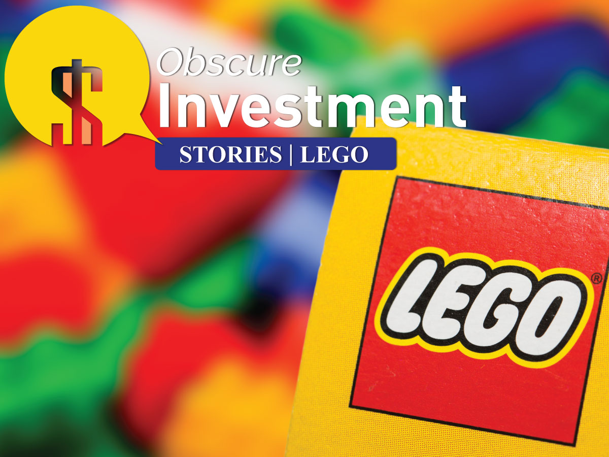 Alternative Investment Ideas: Lego | Financial Mappers