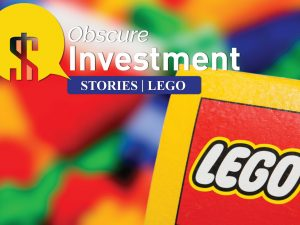 Alternative Investment Ideas: Lego