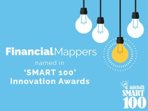 Financial Mappers named in SMART 100 Index for 2017