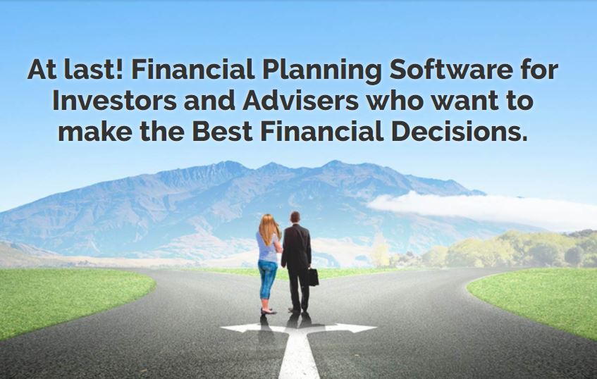 Financial Planning Software for Investors and Advisers