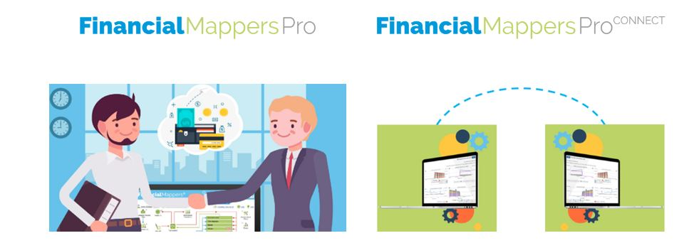 Financial Advisers share plans with Financial Mappers ProConnect