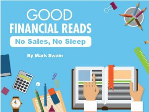 Book Review: No Sales No Sleep