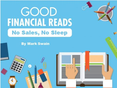 Book Title No Sales, No Sleep