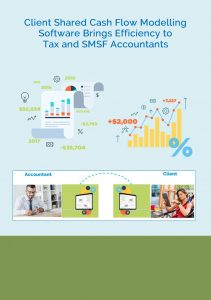 Financial Planning Software for Accountants - shared cashflow modelling