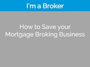 Financial Planning Software - a tool to save your Mortgage Broking Business