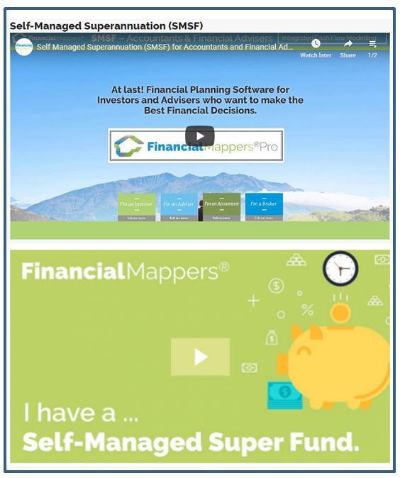 Financial Planing Software