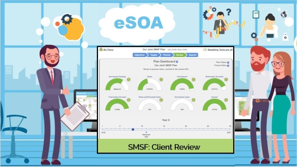SMSF client engagement
