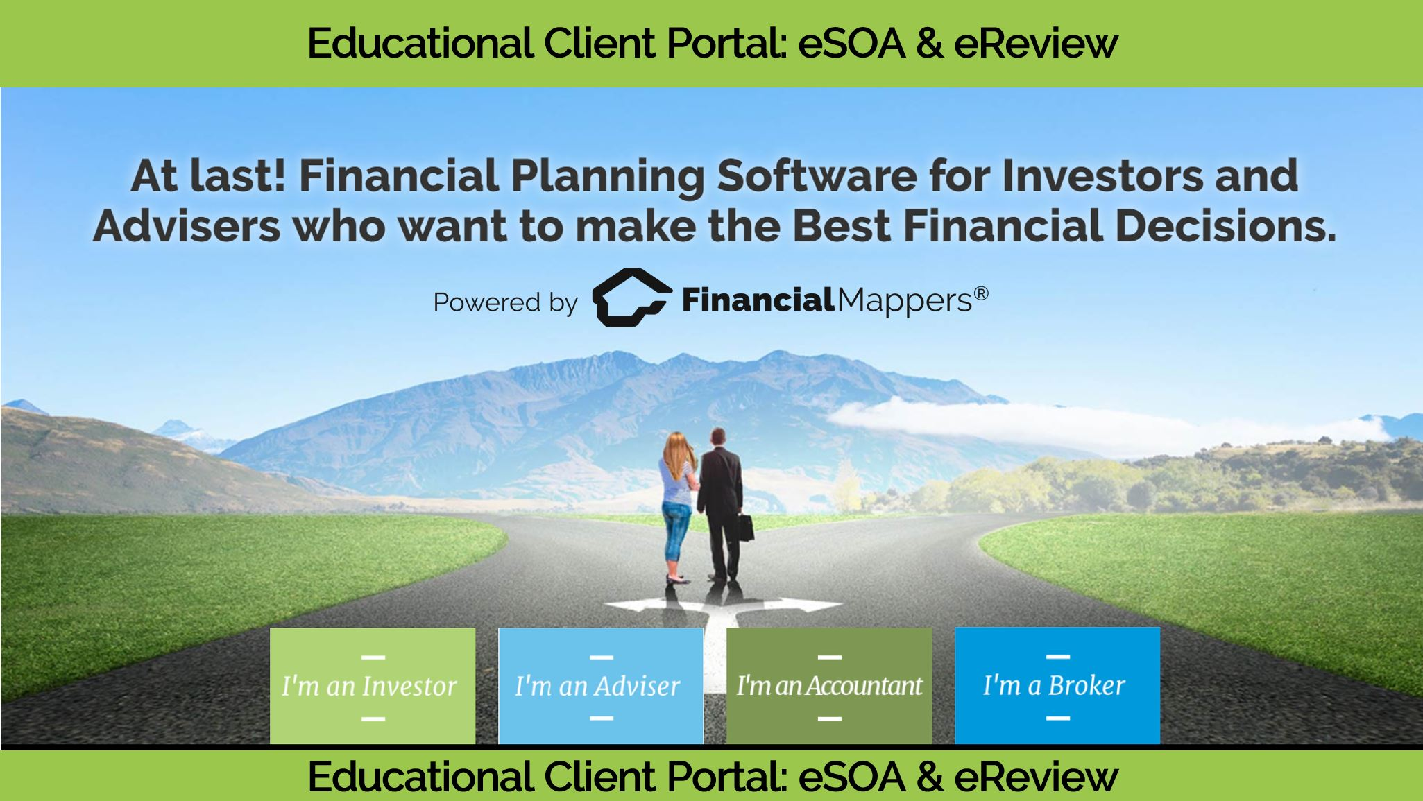 financial planning software for SOA