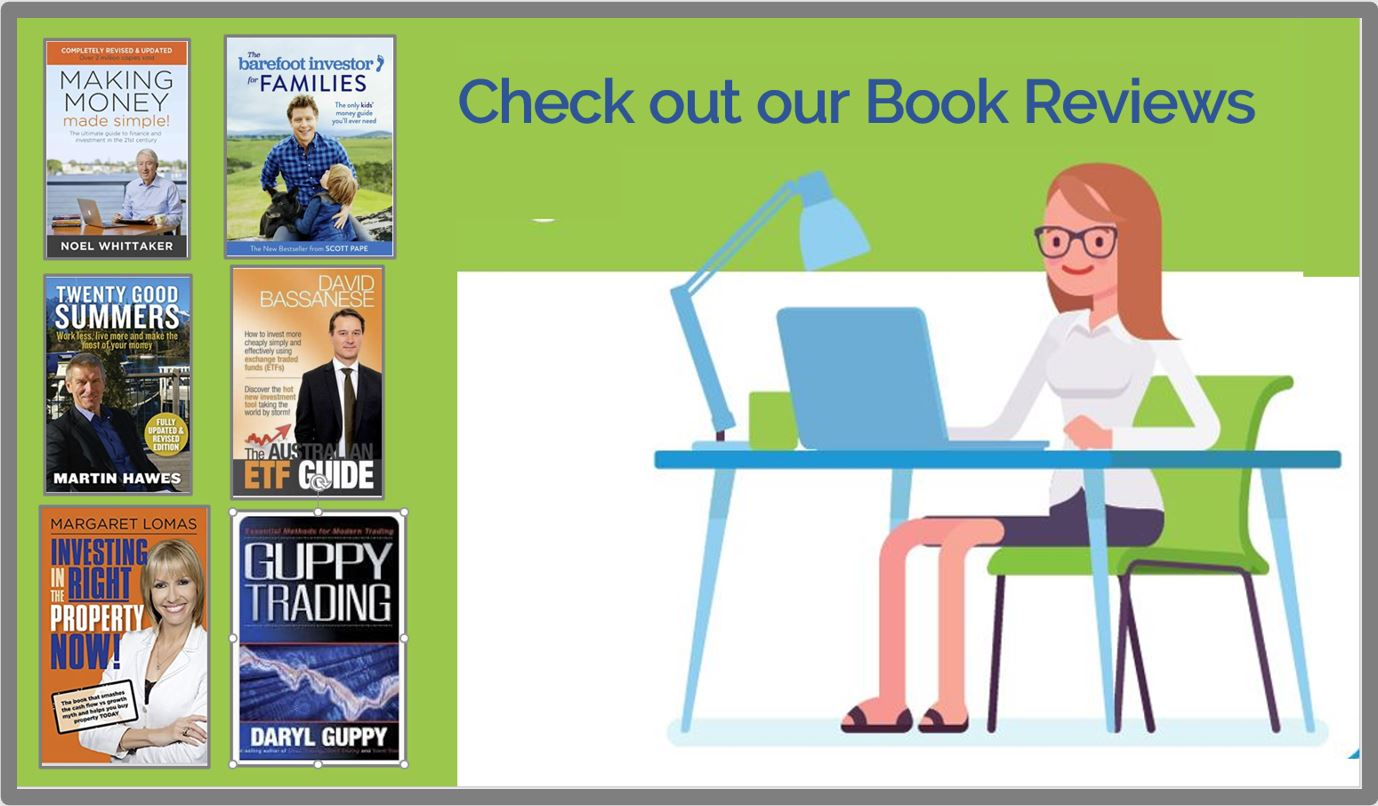Book reviews for personal finance