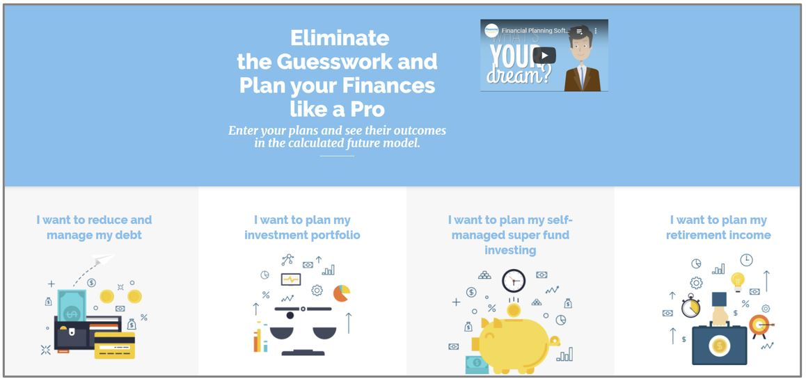 Financial Planning software for investors